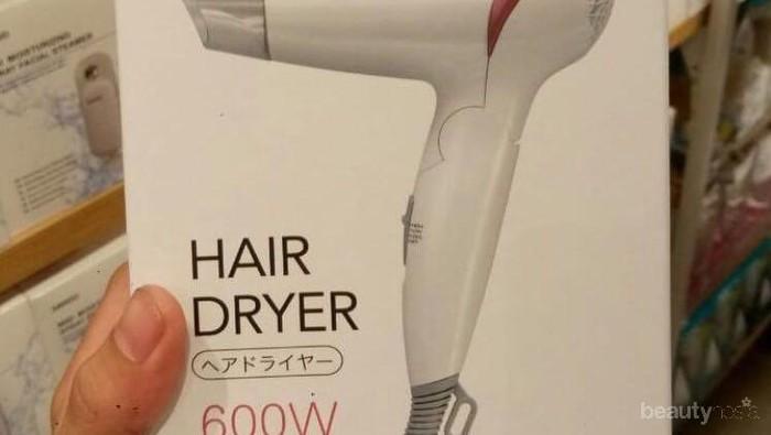 [FORUM] Review Hair dryer dari Miniso, bagus gak sih?