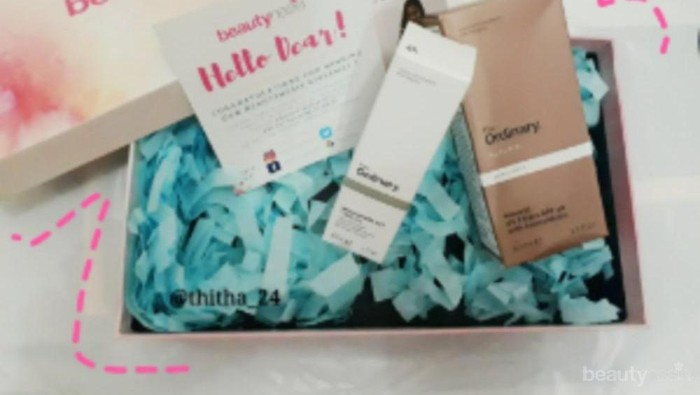 [FORUM] Hadiah GiveAway dari Beautynesia !!! Yeay, The Ordinary serum yang ampuh mengecilkan pori-pori nih, ada yang pernah pakai juga?