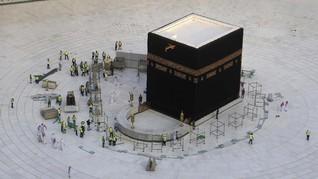 Saudi Kembali Buka Masjid dengan Aturan Ketat Cegah Corona