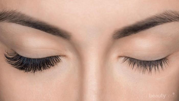 [FORUM] Mending bulu mata palsu atau eyelash extension?