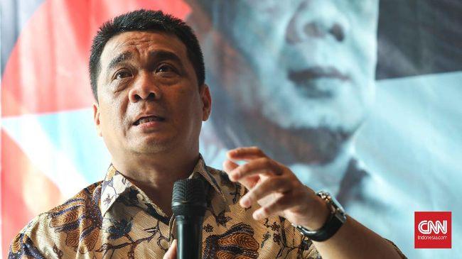 Wagub DKI Ahmad Riza Patria meminta masyarakat untuk patuh, taat dan disiplin untuk melaksanakan protokol kesehatan.
