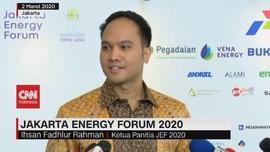 VIDEO: HIPMI Gelar Jakarta Energy Forum 2020