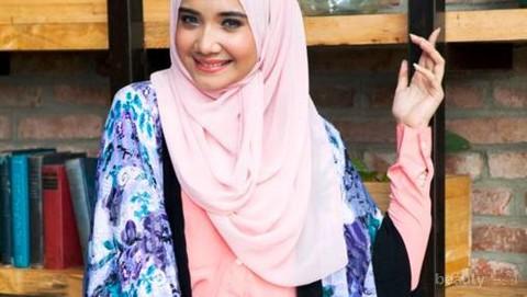 Tutorial Memakai Hijab Tanpa Peniti Ini Hanya Memerlukan Waktu Kurang Dari 5 Menit Loh
