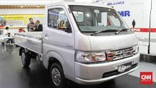 Gelagat Suzuki Luncurkan Pikap Carry Baru 21 Januari