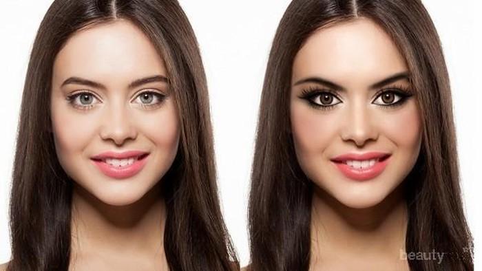 [FORUM] Kebiasaan pakai makeup bikin aku gak percaya diri keluar rumah tanpa makeup tebal....