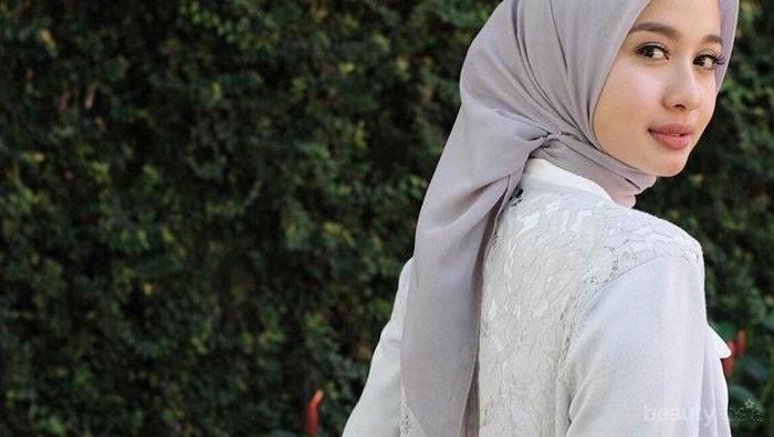 [FORUM] Laudya Chintya Bella kok kalau pakai hijab kotak bisa rapi banget ya?