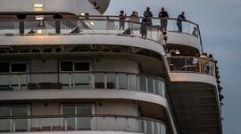 Cerita Kapal Pesiar AS Selamatkan 6 Nelayan di Selat Sunda