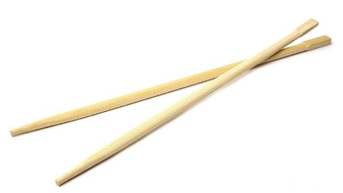 [FORUM] Benarkah tidak boleh memakai sumpit sekali pakai?