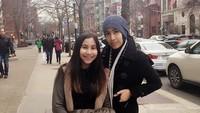 <p>Punya anak umur 17 tahun, Sandrina masih awet mudanya. (Foto: Instagram@smalakiano) </p>