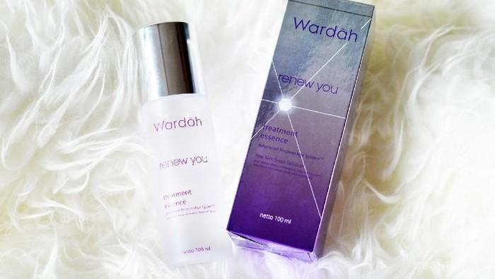 Wardah Renew You Treatment Essence, Optimalkan Kerja Skincaremu dengan Maksimal