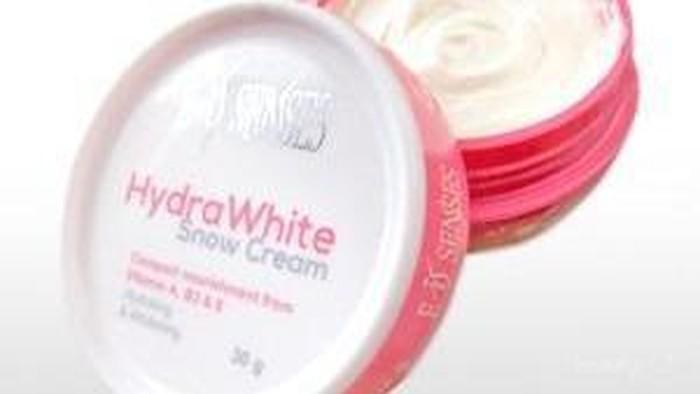 Krim Pelembap Lokal dengan Efek Mencerahkan, Esenses Hydrawhite Snow Cream dari Aulia Cosmetics