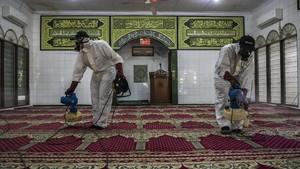 Klaster Jemaah Masjid di Bantul, 20 Orang Positif Covid-19