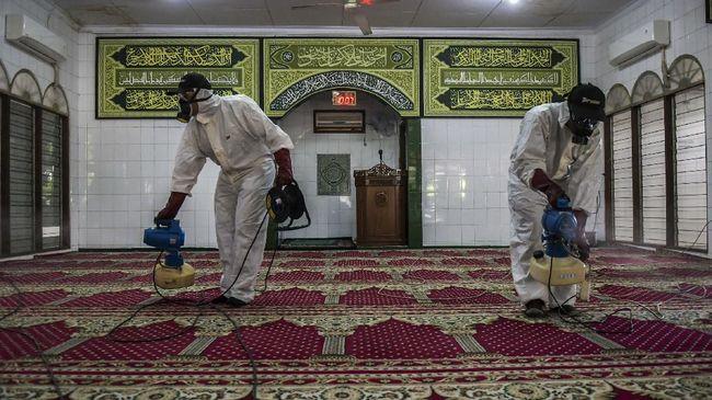 Sebanyak 20 warga Dusun Candi, Bantul, Yogyakarta, terinfeksi Covid-19, diduga akibat aktivitas di sebuah masjid di daerah tersebut.