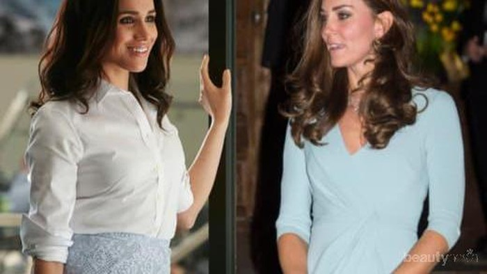 [FORUM] Lebih suka fashion Meghan Markle atau Kate Middleton saat hamil?