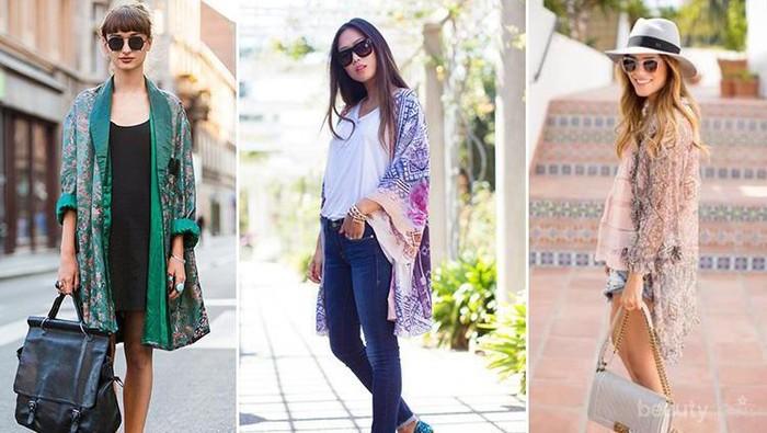 Tips Pakai Kimono Outer untuk Hangout Supaya Tetap Terlihat Santai dan Anti Ribet!