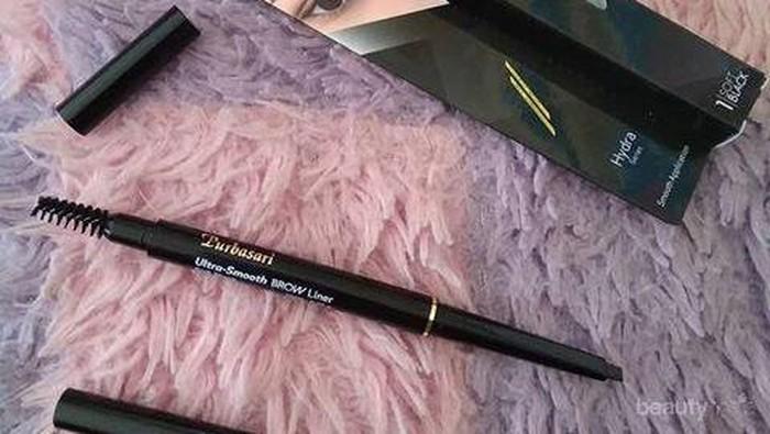 Purbasari Ultra Smooth Brow Liner, Warna Alis Intens dan Hasil Natural