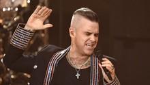 Robbie Williams Rilis Lagu Natal Bertema Pandemi