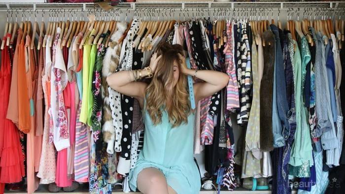 [FORUM] Sering nggak merasa nggak punya baju padahal di lemari banyak?