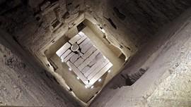 Restorasi Ungkap Makam Firaun yang Dikelilingi Labirin