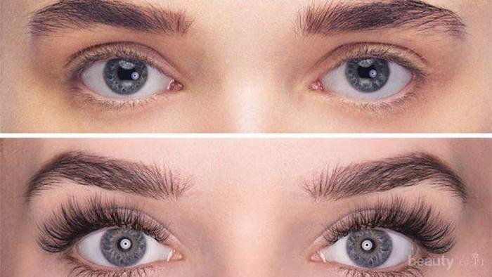[FORUM] Ketagihan Retouch Eyelash Extension Bikin Bulu Mata Asli Rontok...