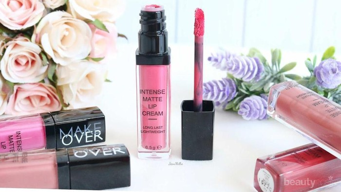 Lipstick NYX VS Lipstick Make over, Siapa Paling Bagus?