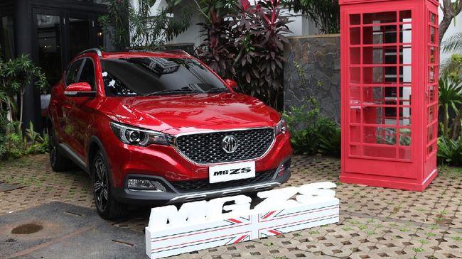Menurut MG Motor Indonesia produk perdana ZS laris, namun tak disebutkan laku berapa unit sejak diluncurkan pada Maret.
