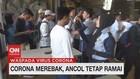 VIDEO: Corona Merebak, Ancol Tetap Ramai
