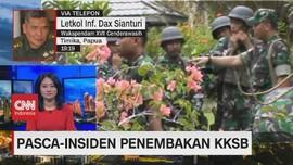 VIDEO: Pasca-Insiden Penembakan KKSB, Warga Dievakuasi