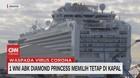 VIDEO: 1 WNI ABK Diamond Princess Memilih Tetap di Kapal