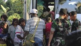 Resah KKB, 1.572 Warga Mengungsi dari Tembagapura