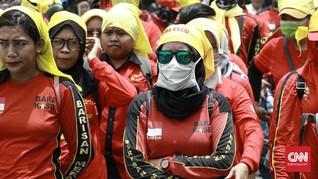 Buruh Perempuan Rentan Alami KDRT Akibat PHK
