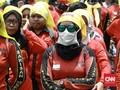 Gaji dan THR Belum Dibayarkan, Pegawai di Subang Demo