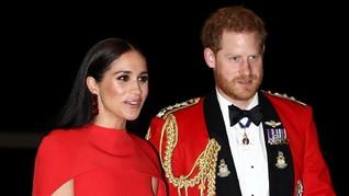Harry-Meghan 'Reuni' dengan William-Kate di Acara Kerajaan
