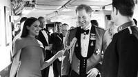 <p>Jadwal orang tua Archie Harrison Mountbatten-Windsor ini memang padat banget, Bunda. Semalam, keduanya menghadiri acara Mountbatten Festival of Music. (Foto: Instagram @sussexroyal</p>