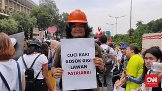 Hari Perempuan, Kala Laki-Laki Ikut Melawan Patriarki