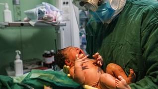 Ketahui Bahaya Pemakaian Masker pada Bayi