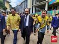 Koalisi Kepagian Golkar-NasDem Antisipasi PDIP-Gerindra 2024