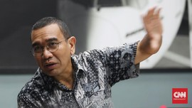 Stafsus Erick Bantah Kapolsek Bubarkan Vaksinasi di GBK
