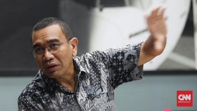 Stafsus Menteri BUMN Arya Sinulingga menyatakan Polsek Tanah Abang dan Kementerian BUMN menjaga penyelenggaraan vaksin covid-19 di Gelora Bung Karno.