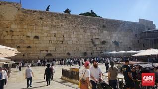 WNI Rombongan Holyland Tetap Bisa Ziarah di Israel