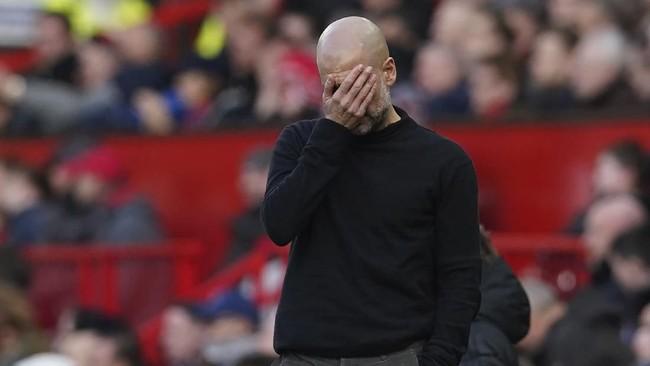 Man City Jadi Pendiri, Guardiola Kecam European Super League