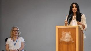 Pesan Meghan Markle untuk Remaja di Hari Perempuan