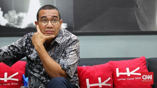 Stafsus Kementerian BUMN Arya Sinulingga mempertanyakan keberatan serikat pekerja soal perubahan direksi yang dilakukan pemegang saham.