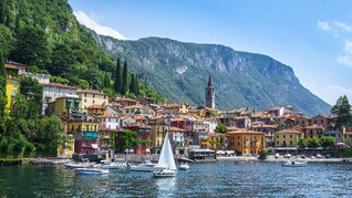 Intip Indahnya 14 Kawasan Italia yang Diisolasi Karena Corona