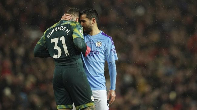 Ilkay Gundogan dinyatakan positif virus hanya beberapa jam jelang lawan Wolverhampton Wanderers pada pekan kedua Liga Inggris.