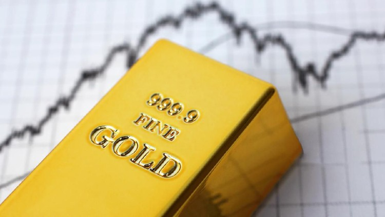 Gold prices
