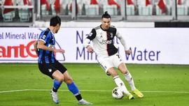 Ronaldo Modifikasi Sepatu Rugbi demi Jaga Kecepatan Lari