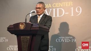 7 Imported Case Baru Corona, Total 20 Tertular di Luar Negeri