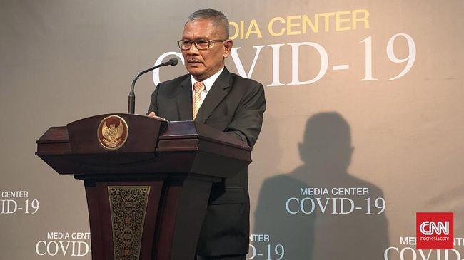 Juru Bicara Pemerintah khusus penanganan virus corona, Achmad Yurianto mengatakan spesimen positif didominasi dari Jakarta.