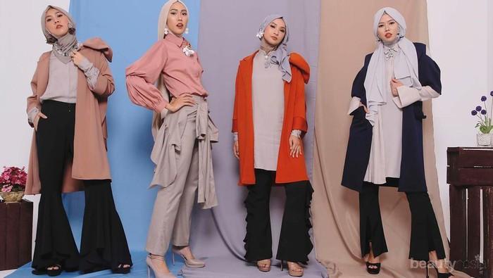 [FORUM] Agency Model Muslimah Populer di Indonesia